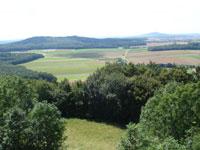 Mittelfränkische Hügellandschaft